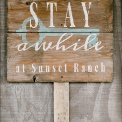 Sunset-Ranch-Welcome-Sign